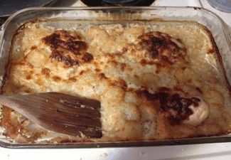 Img for White Chili Chicken Casserole