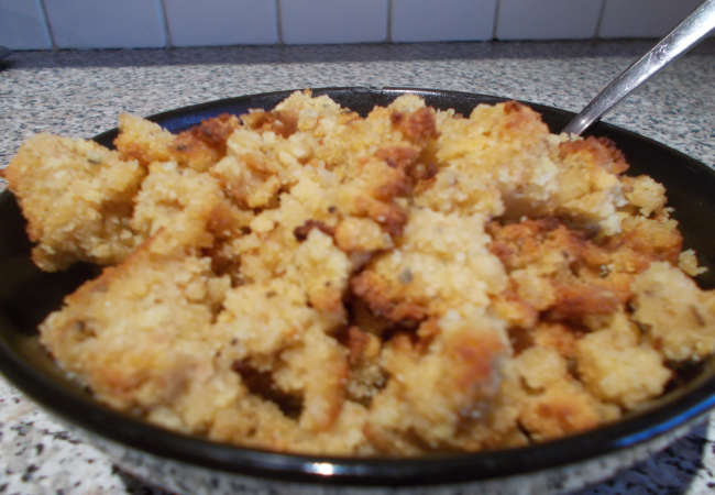 Img for Southern Cornbread Dressing
