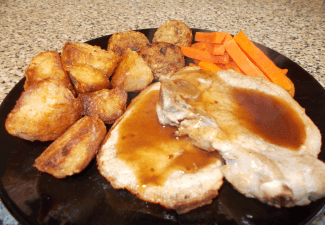 Img for Oven Baked Pork Chops